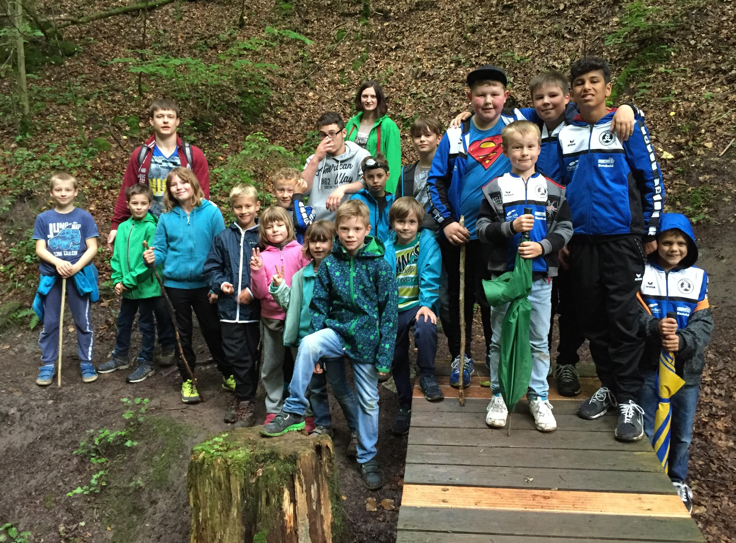 Sechselberg 2015 KSV Jugend Sommerfreizeit
