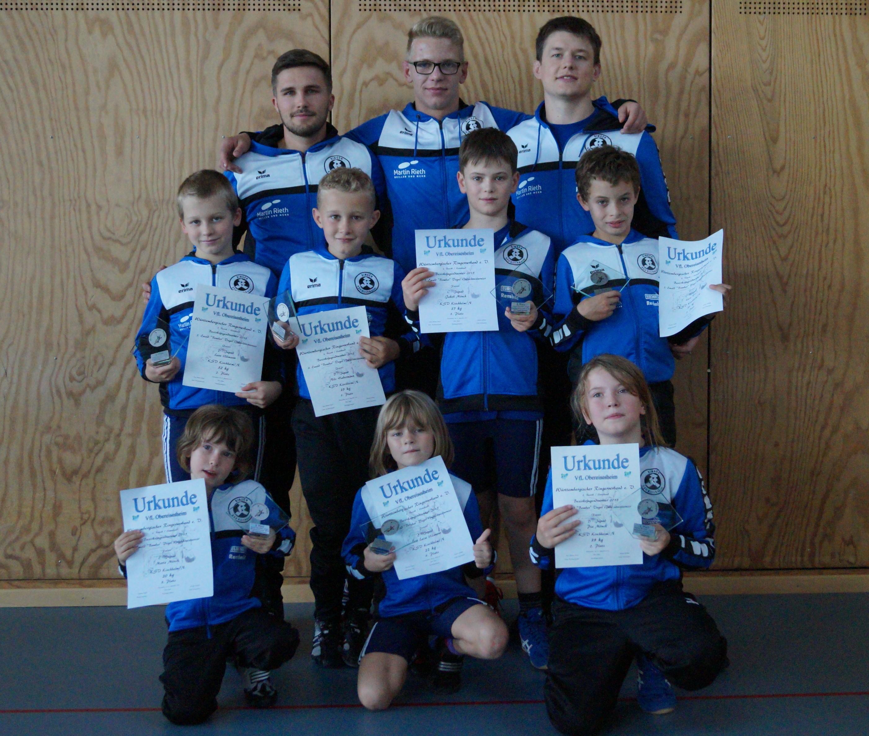 Turnier Obereisesheim 2015