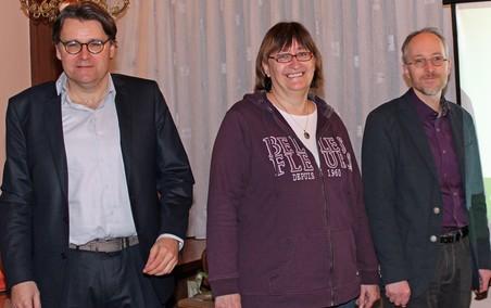 Daniel Renkonen, Inge Schemmiger, Matthias Gastel